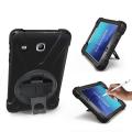 Ally Samsung Galaxy Tab E 8.0 T375, T377, 3 Katmanlı Standlı Zırh Kılıf