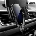 Baseus Suyl-Wl0 Future Gravity Metal Araç Telefon Tutucu