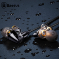 Baseus Encok H10 Dual Dynamic Speaker 3.5mm Jack Mikrofonlu Kulaklık