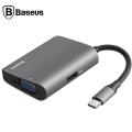 BASEUS CATSX-E0G USB 3.1 TYPE C TO VGA ADEPTÖRÜ