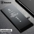 Baseus Orjinal İPhone 7 Plus 3400 Mah Yüksek Kapasiteli Pil Batarya