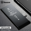 Baseus Orjinal İphone 6 Plus 2915 Mah Pil Batarya