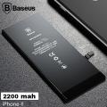 Baseus Orjinal İPhone 8 2200 Mah Pil Batarya