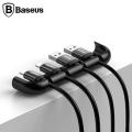 Baseus Kablo Düzenleyici İPhone 11Pro max Xs Max Ekran Koruyucu Takma Aparatı