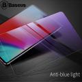 Baseus İpad Pro 12.9 İnch 2018 Anti Blue Light Kırılmaz Cam Ekran Koroyucu
