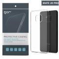 Gor Huawei Mate 20 Pro Kamera Korumalı Ultra Slim Soft Silikon Kılıf