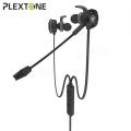 Plextone G30 3.5MM Gürültu Önleyici Telefon Pc Oyuncu Kulaklığı