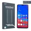 Gor Oppo R17,R17 Pro 3d Kavisli Darbe Emici Full Ekran Koruyucu 2 Adet Set