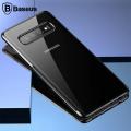 Baseus Sm Galaxy S10 Renkli Kenarlı  Ultra Koruma Silikon Kılıf