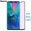 Baseus Huawei Mate 20x 3d Anti Blue Light Kırılmaz Cam Ekran Koruyucu