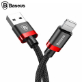 BASEUS GOLDEN BELT İPHONE XS,XR 7-8 HALAT USB KABLO 1 METRE