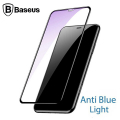 Baseus İphone Xr 6.1 3d Full Anti Blue Ray Light Ekran Koruyucu