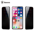 BASEUS İPHONE XS 3D ANTİ-PEEP PRİVACY GİZLİLİK CAM EKRAN KORUYUCU