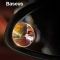 Baseus full view-Vision 2 Adet Mini Geri Görüş Aynası,Kör Nokta Aynası