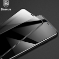 BASEUS İPHONE X,XS 0.3MM RİGİD EDGE FULL KAPLAMA KIRILMAZ CAM KORUYUCU
