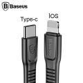BASEUS TOUGH SERİES TYPE-C TO İPHONE LİGHTNİNG ŞARJ KABLOSU