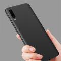 Huawei P30 Kamera Korumalı Fit Silikon Kılıf
