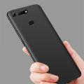 Huawei Honor View 20,V20 Kamera Korumalı Fit Silikon Kılıf