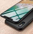 İphone X Xs Kamera Korumalı Slim Premium Silikon Kılıf