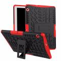 Huawei Mediapad T3,10 İnch Şook Proof Zırhlı Standlı Kılıf