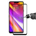 LG G7 ThinQ 3D FULL KIRILMAZ CAM EKRAN KORUYUCU