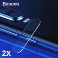 Baseus Huawei P30 Yüksek Çözünürlüklü Kamera Lens Koruma Camı 2 Adet Set