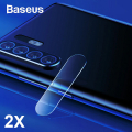 Baseus Huawei P30 Pro Yüksek Çözünürlüklü Kamera Lens Koruma Camı 2 Adet Set