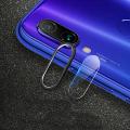 Xiaom Redmi Note 7 Kamera Koruma Metal Lens+ Kırılmaz Cam Set