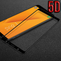 Ally Samsung Galaxy A6+ Plus 2018,A9 Star Lite İçin  5d Kavisli Full Kırılmaz Cam Ekran Koruyucu