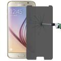 Ally Samsung Galaxy S6 İçin Privacy Gizlilik Kırılmaz Cam Ekran Koruyucu