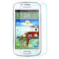 Ally Samsung Galaxy S Duos S7562 İçin Kırılmaz Cam Ekran Koruyucu