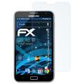 Ally Samsung Galaxy Note N7000, İ9220 İçin Kırılmaz Cam Ekran Koruyucu
