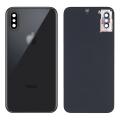 İPhone XS Max Arka Pil Batarya Kapağı+ Kamera Lens