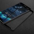 Nokia 5.1 Plus - X5 3D Full Kaplama Kırılmaz Cam Ekran Koruyucu