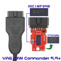 VAG CAN Commander 5.5+ Pin Reader 3.9Beta VW,Skoda Teşhis Tarayıcı Aracı