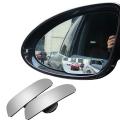 Ally Large-Vision 2 Adet Mini Geri Görüş Aynası,Kör Nokta Aynası