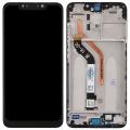 Xiaomi Pocophone F1 Lcd Ekran Dokunmatik Touch Çıtalı Full