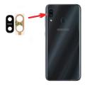 Samsung Galaxy A40-A30-A20-A10 Arka Kamera Lens Camı