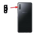 Samsung Galaxy A7 (2018) A750 Arka Kamera Lens Camı Ve Çerçeve Full