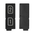 Sony Xperia Z5 Dual-Çift Sim kart kapağı Tutucu