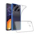 Ally Sm Galaxy A60-M40 Ultra Koruma Soft Şeffaf Silikon Kılıf