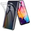 Ally Sm Galaxy A50 Ultra Koruma Soft Şeffaf Silikon Kılıf