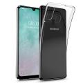 Ally Sm Galaxy A20-A30 Ultra Koruma Soft Şeffaf Silikon Kılıf