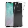 Ally Sm Galaxy A70 Ultra Koruma Soft Şeffaf Silikon Kılıf
