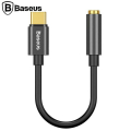 Baseus L54 Usb C AUX kulaklık Adaptörü Usb C 3.5 jack ses kablosu