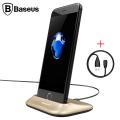 Baseus Little Volcano İPhone Masaüstü Telefon Standı Ve Şarj Cihazı