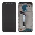 Xiaomi Redmi Note 5,Note 5 Pro Lcd Ekran Dokunmatik Çıtalı