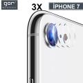 Gor İPhone 7 Nano Kamera Koruyucu 3 Adet Set