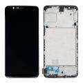 Oneplus 5T Lcd Ekran Dokunmatik Touch Çıtalı Full