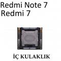 Xiaomi Redmi Note 7-Redmi 7 İç Kulaklık Speaker